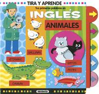 Tus primeras palabras en inglés. Animales