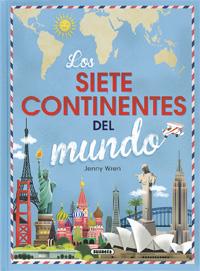 Los siete continentes del mundo