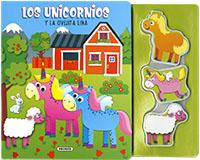 Los unicornios y la ovejita Lina