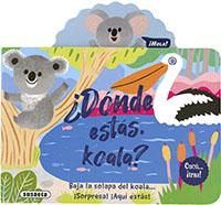 ¿Dónde estás, koala?