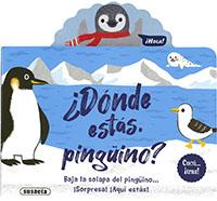¿Dónde estás, pingüino?