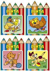 Pinta (4 títols)
