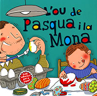 L'ou de Pasqua i la Mona