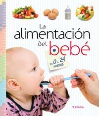 Alimentación del bebé de 0 a 24 meses