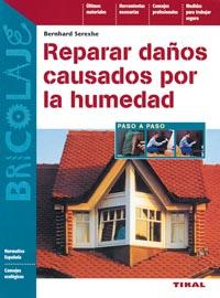 Reparar daños causados por la humedad