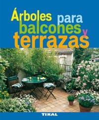 Árboles para balcones y terrazas