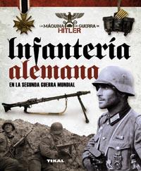 Infantería alemana en la Segunda Guerra Mundial