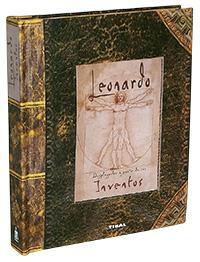 Leonardo. Desplegables a partir de sus inventos