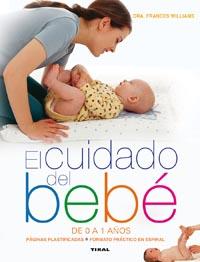 El cuidado del bebé de 0 a 1 años